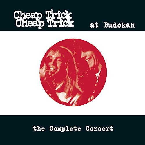 Cheap Trick At Budokan Complete Concert Remastered 2 CD Set