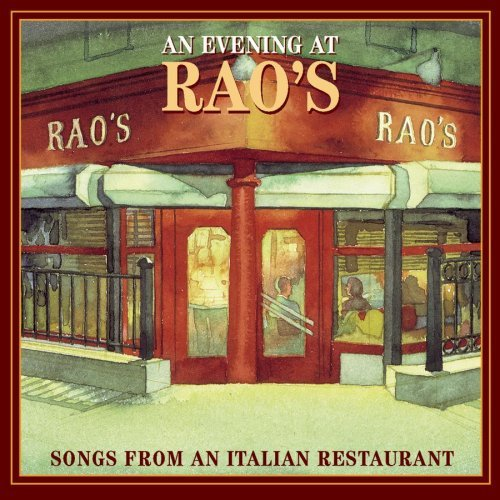 An Evening At Rao's Songs From An Italian Restaura Temptations Bennett Vale Abore Berigan Maestro Crests Dion