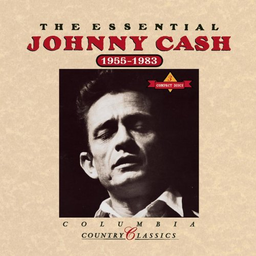 Johnny Cash Essential Johnny Cash 1955 83 Remastered 3 CD Set