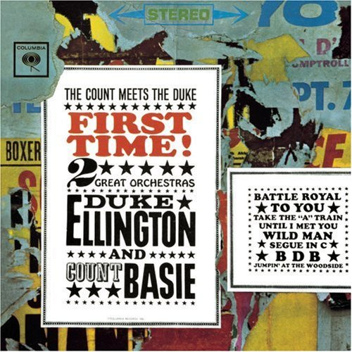 Ellington Basie First Time! The Count Meets Th