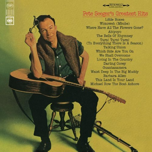 Pete Seeger Pete Seeger's Greatest Hits