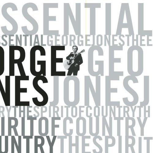 George Jones Essential George Jones Spirit 2 CD Set
