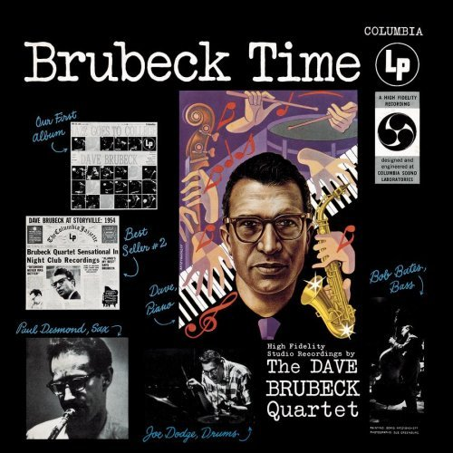 Brubeck Dave Brubeck Time Remastered
