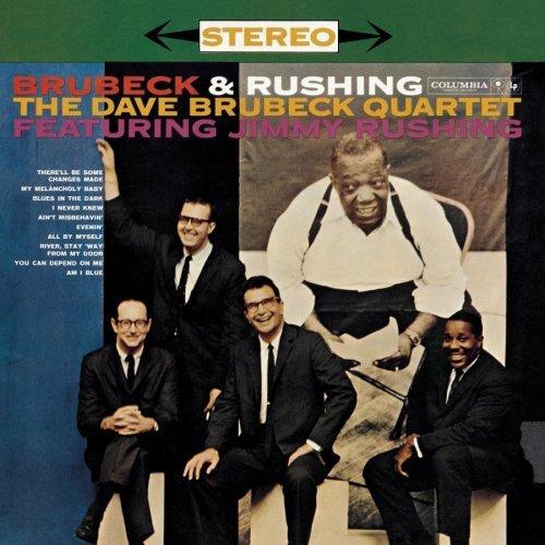 Dave Brubeck Brubeck & Rushing Remastered