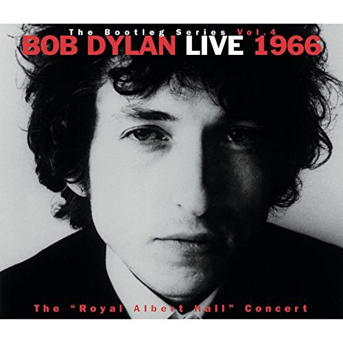 Bob Dylan Live 1966 Royal Albert Hall Co 2 CD Set Incl. 56 Pg. Booklet Bootleg Series