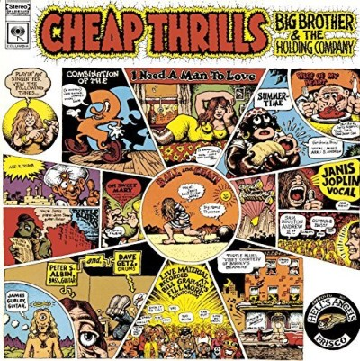 Janis Joplin Cheap Thrills Incl. Bonus Tracks