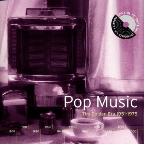 Soundtrack For A Century Pop Music Golden Era 1951 75 2 CD Set Soundtrack For A Century