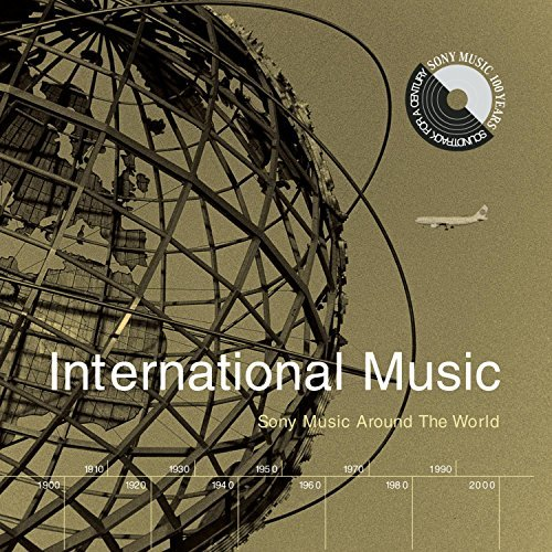 Soundtrack For A Century International Sony Music Aroun 2 CD Set Soundtrack For A Century