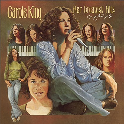 Carole King Her Greatest Hits Incl. Bonus Tracks
