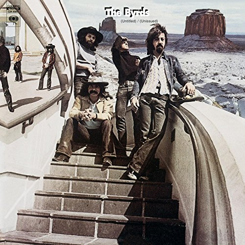 Byrds Untitled Unissued Incl. Bonus CD
