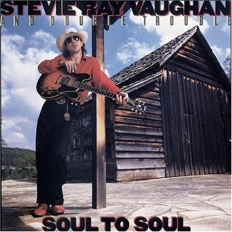 Vaughan Stevie Ray & Double Tr Soul To Soul Remastered Incl. Bonus Tracks