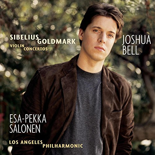 Joshua Bell Plays Sibelius Goldmark Bell (vn) Salonen Los Angeles Phil