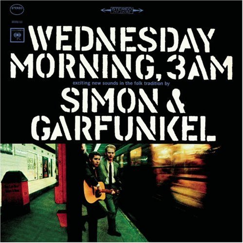 Simon & Garfunkel Wednesday Morning 3 Am Incl. Bonus Tracks