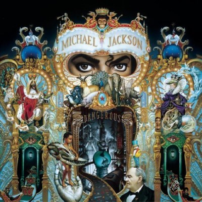 Michael Jackson Dangerous Remastered Special Ed.