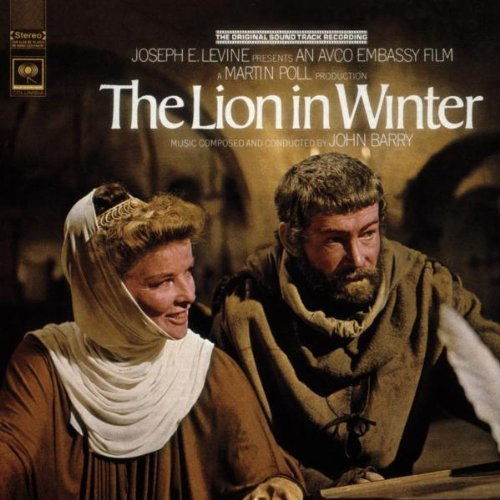 Lion In Winter Soundtrack Music By John Barry