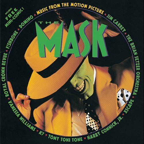Mask Soundtrack Boyd Royal Crow Revue Connick K7 Aerosmith Fishbone