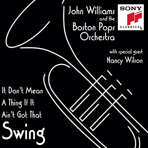 J. Williams It Don't Mean A Thing If It Ai Wilson*nancy (voc) Williams Boston Pops Orch