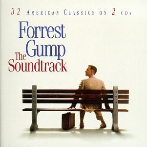 Forrest Gump Soundtrack Presley Dylan Doors Beach Boys Baez Four Tops Supremes Seger