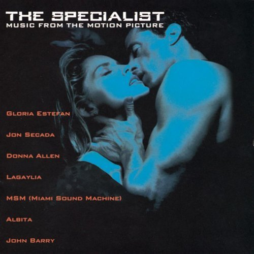 Specialist Soundtrack Estefan Secada Allen Barry Miami Sound Machine Lagaylia