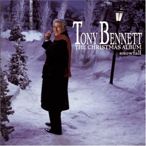 Tony Bennett Snowfall Christmas Album