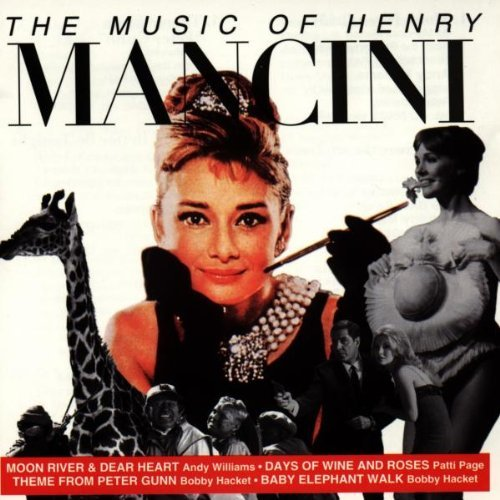 Music Of Henry Mancini Music Of Henry Mancini Williams Hackett Mancini Costa Mathis Greco Byrd Conniff Page