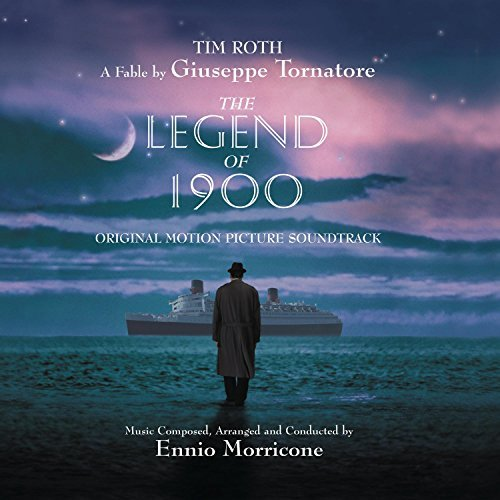 Ennio Moricone Legend Of 1900 Music By Ennio Moricone