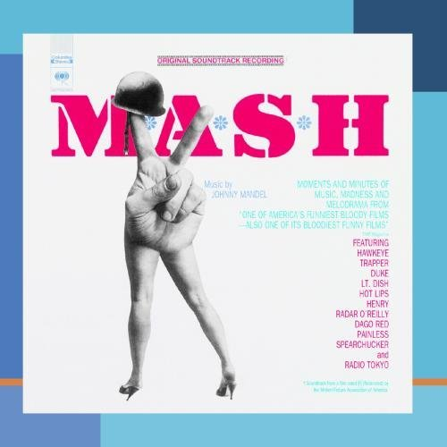M.A.S.H Television Soundtrack CD R Music By Johnny Mandel