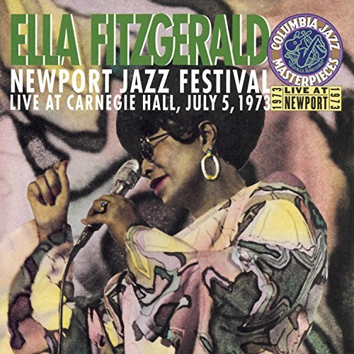 Ella Fitzgerald Newport Jazz Festival Live At 2 CD Set