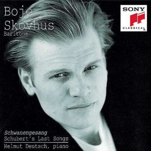 Bo Skovhus Schubert's Last Songs Skovhus (bar) Deutsch (pno)