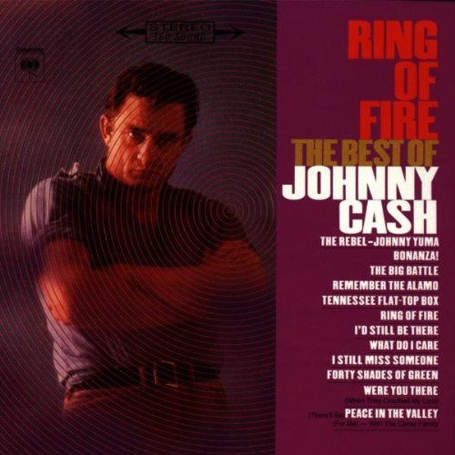 Johnny Cash Ring Of Fire Best Of