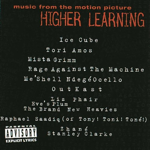 Higher Learning Soundtrack Explicit Version Ice Cube Amos Eve's Plum Phair