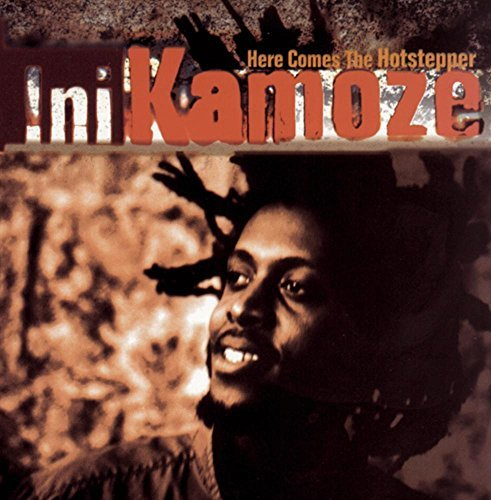 Ini Kamoze Here Comes The Hotstepper CD R