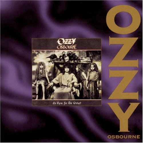 Osbourne Ozzy No Rest For The Wicked Remastered
