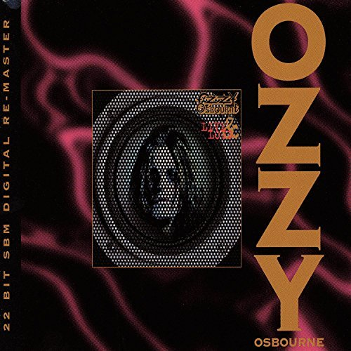 Ozzy Osbourne Live & Loud Remastered 2 CD Set