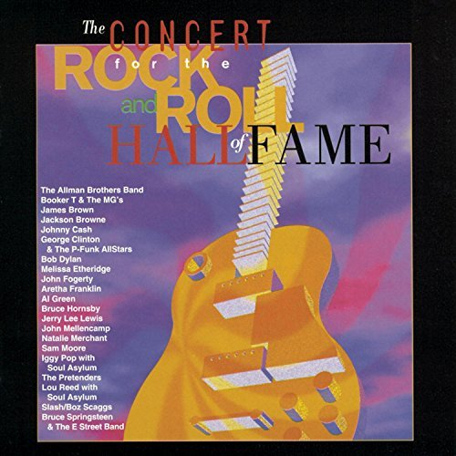 Rock & Roll Hall Of Fame Rock & Roll Hall Of Fame Conce Soul Asylum Allman Bros. Cash 2 CD Set