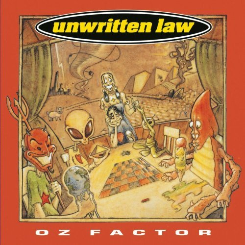 Unwritten Law Oz Factor