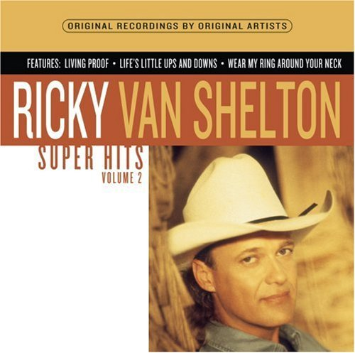 Van Shelton Ricky Vol. 2 Super Hits
