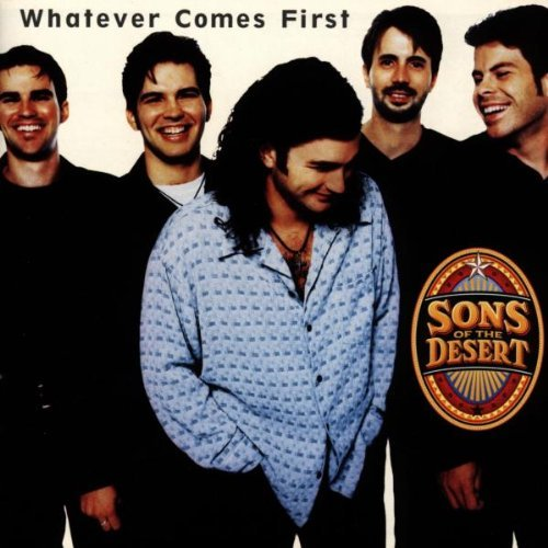 Sons Of The Desert Whatever Comes First Hdcd