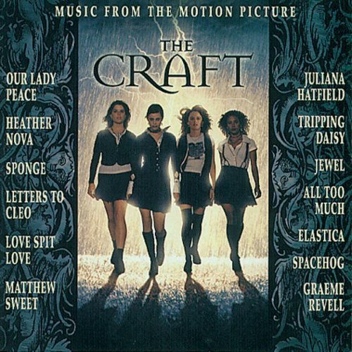 Craft Soundtrack Elastica Hatfield Spacehog Letters To Cleo Sweet Sponge