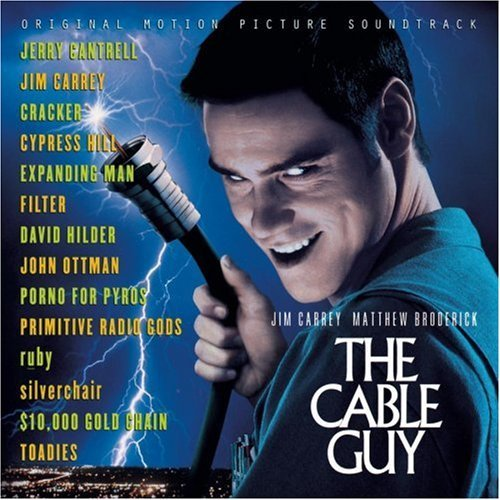 Cable Guy Soundtrack Toadies Silver Chair Carrey Cantrell 10000 Gold Chain