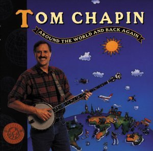 Tom Chapin Around The World & Back Again Family Artist Series