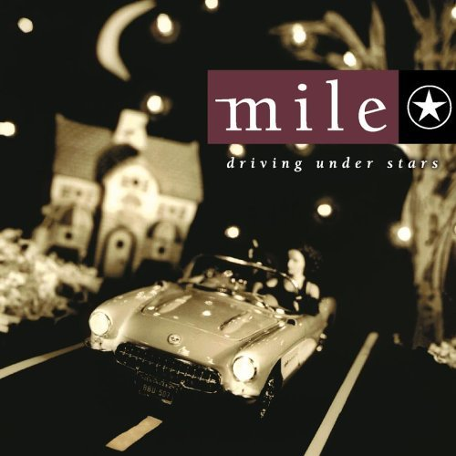 Mile Driving Under Stars