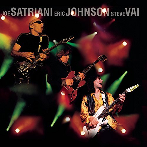 Satriani Johnson Vai G3 Live In Concert