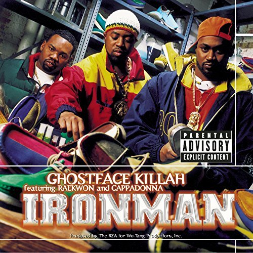 Ghostface Killah Ironman Explicit Version Feat. Mary J. Blige