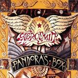 Aerosmith Pandora's Box 3 CD Jewel Case 3 CD