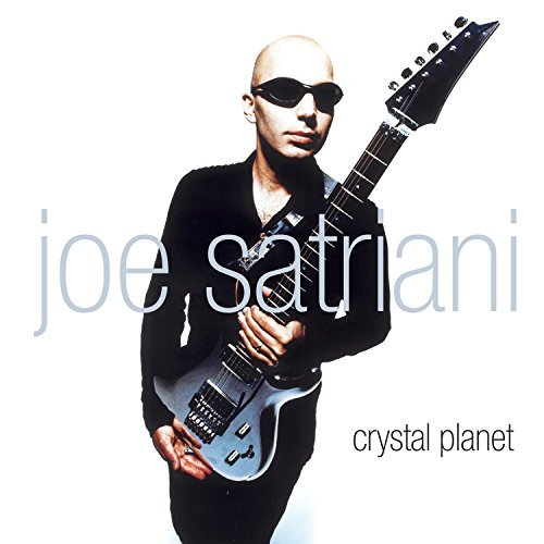 Satriani Joe Crystal Planet