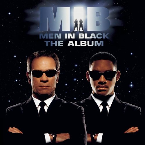 Men In Black Soundtrack Smith Ginuwine De La Soul Nas Destiny's Child 3t Lorenz 702