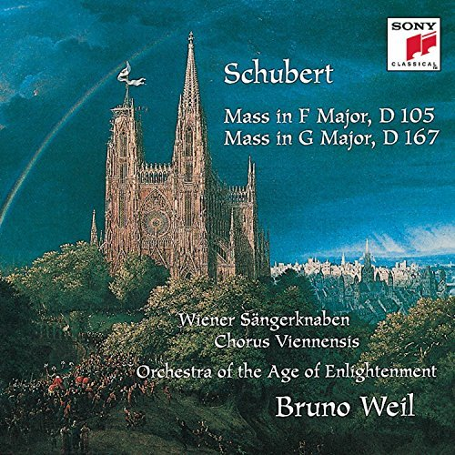 F. Schubert Masses In F & G Weil Orch Of The Age Of Enligh