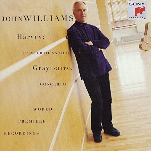 John Williams Plays Harvey Gray Williams (gtr) Daniel London So