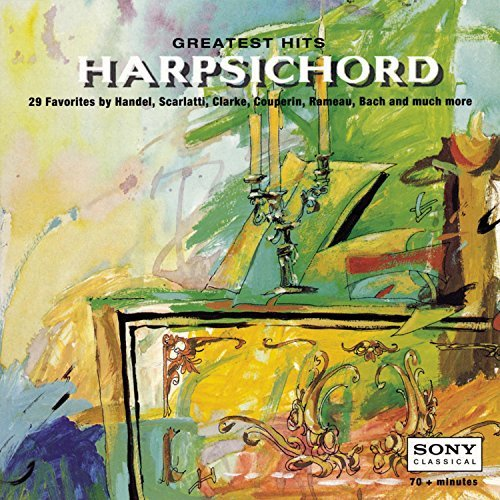 Harpsichord Greatest Hits Greatest Hits Various